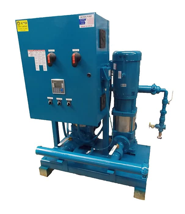 Domestic Water Booster Systems - Pressure Booster Pump Packages ...