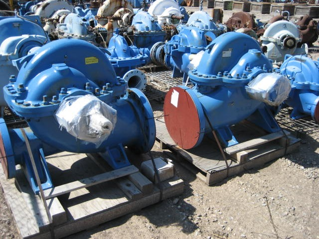 Worthington Pump Repair & Replacement Parts | Alyan Pump