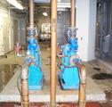 self priming pump system repairs